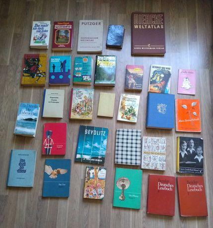 Książki w języku niemieckim |  Bardzo dobry stan | Po niemiecku