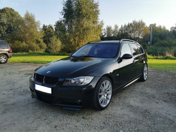 BMW E91 330Xi 258KM Xdrive Mpakiet shadowline po remoncie