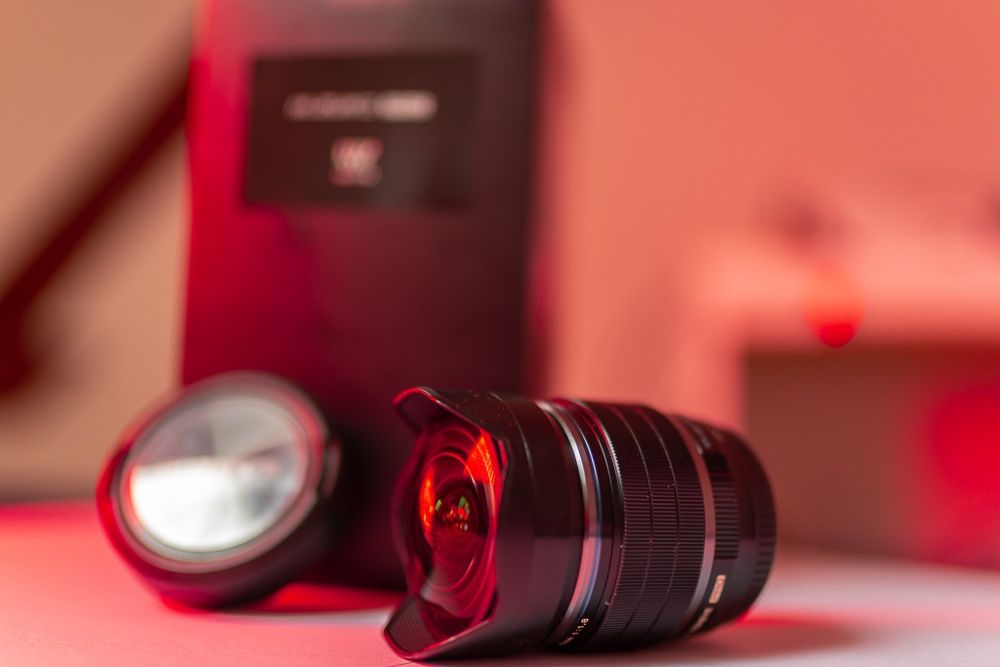 Olympus 8 mm f/1.8 Pro Wołów - image 1