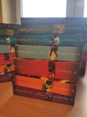 Pakiet Harry Potter angielski 7 książek, prezent