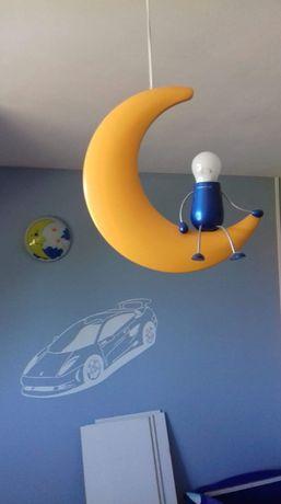 Żyrandol do pokoju dziecięcego