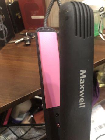 Утюжок для волос Maxwell