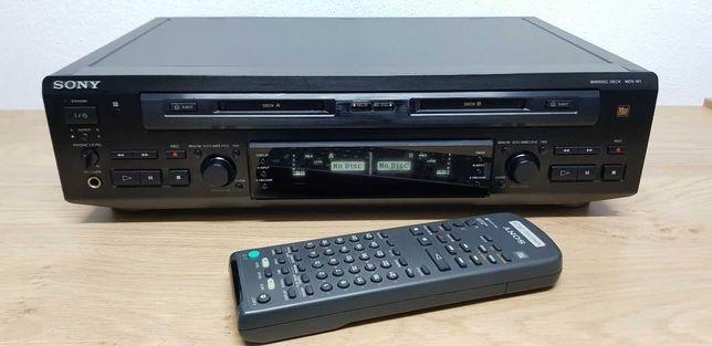 Минидисковая дека Sony MDS-W1