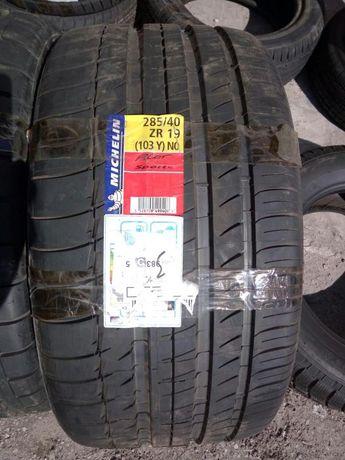 285/40ZR19 Michelin Pilot Sport PS2. Одна. Новая.