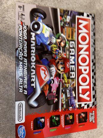 Monopoly mario kart edition