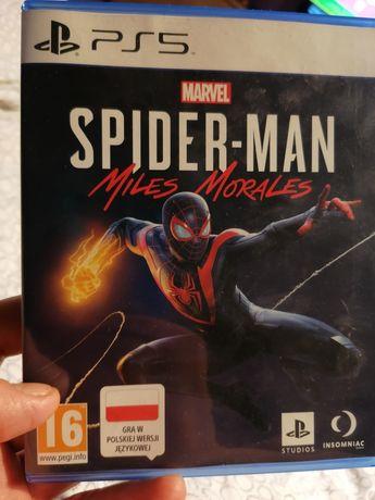 Zamienię spider-man