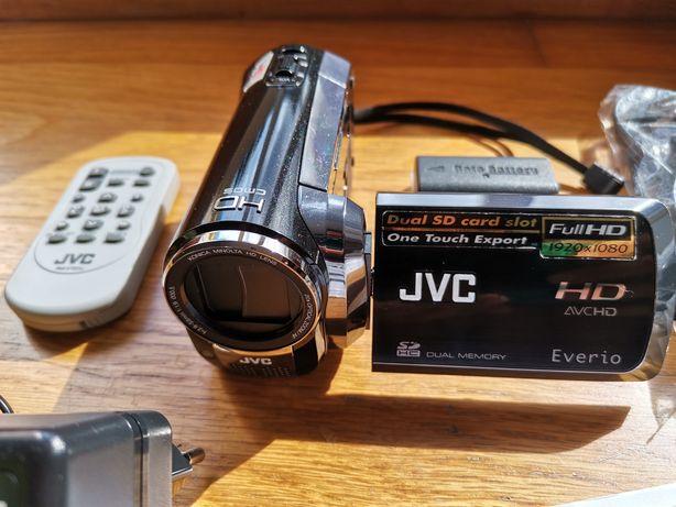 Câmara de filmar JVC HD Everio GZ - Hm 200 20x