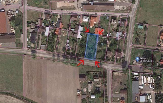 Działka budowlano-rekreacyjna w Łazach - okolica Puszczy Kampinoskiej