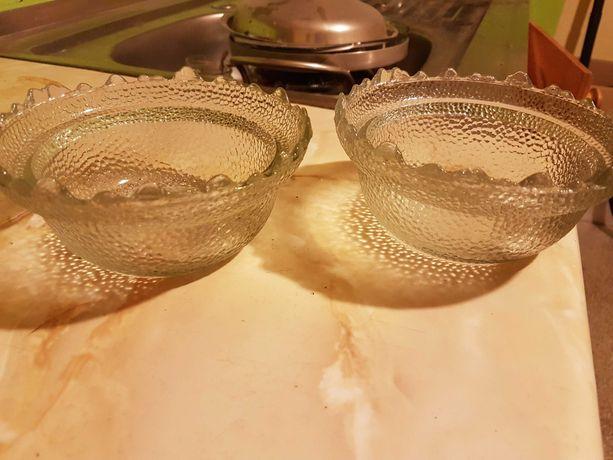 Salaterki grube szkło