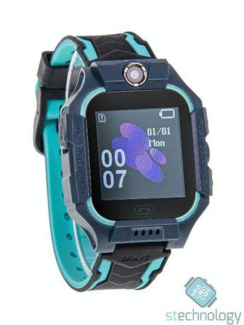 Smartwatch dla dzieci gps aparat gry wodoodporny nowy