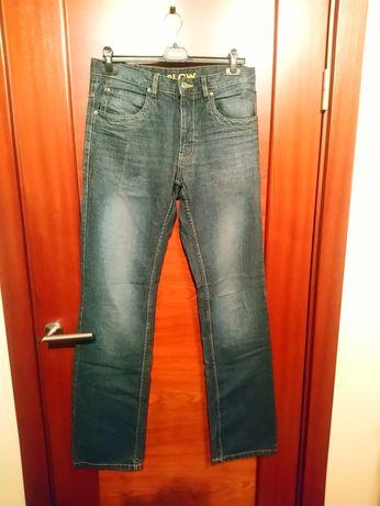 Spodnie jeansowe ALCW Angelo Litrico W33L36 33/36