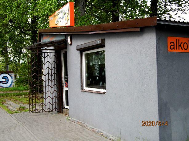 Kiosk handlowy Miechowice