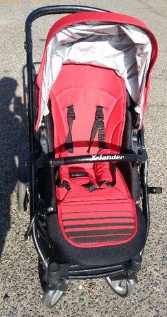 wózek dziecięcy - spacerówka i gondola X-Lander X-City
