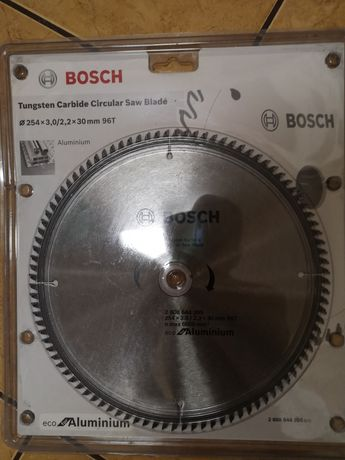Tarcza tnąca Bosch Eco for Aluminium 254 x 30 mm
