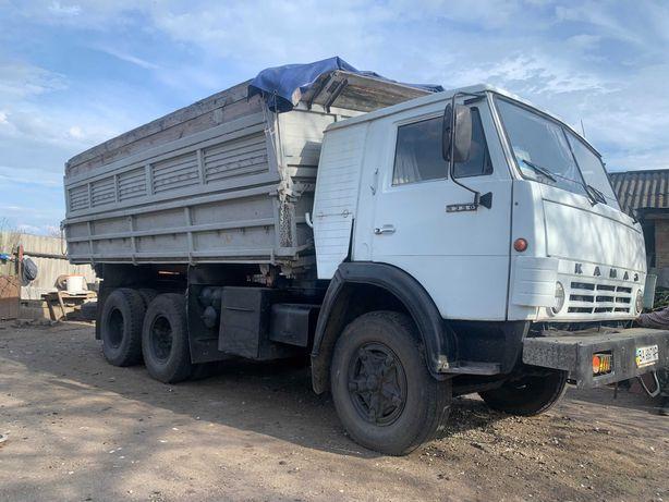 Камаз колхозник 55102