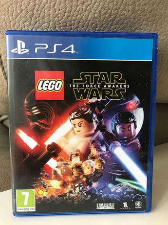 Lego Star Wars the force analema para PS4