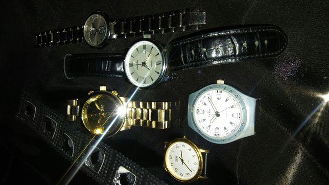 Sprzedam zegarki Bijou Brigitte, Auriol, Lexor, Softech London, TCM,