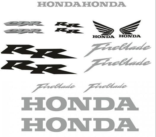 Honda Fireblade autocolantes
