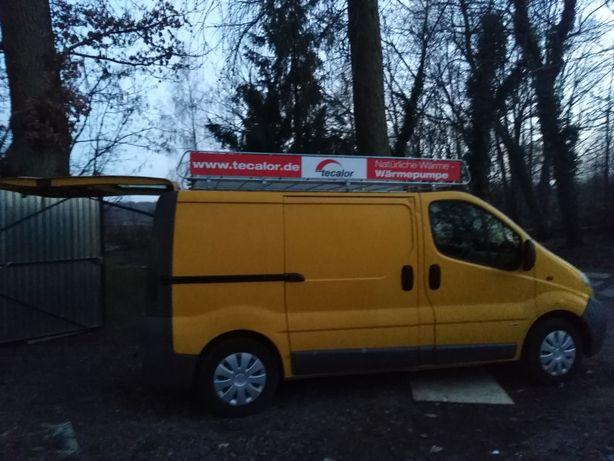 Opel Vivaro 1.9 dci kamper