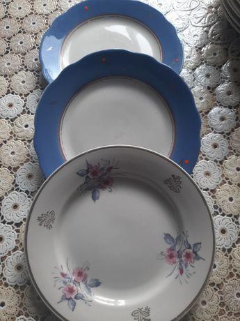 Тарелки, СССР, 3 шт, 17,5 см