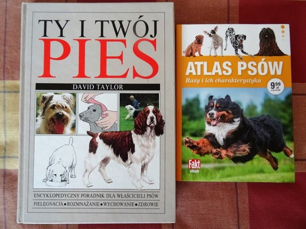 "David Taylor ""Ty i twój pies"", Atlas psów"