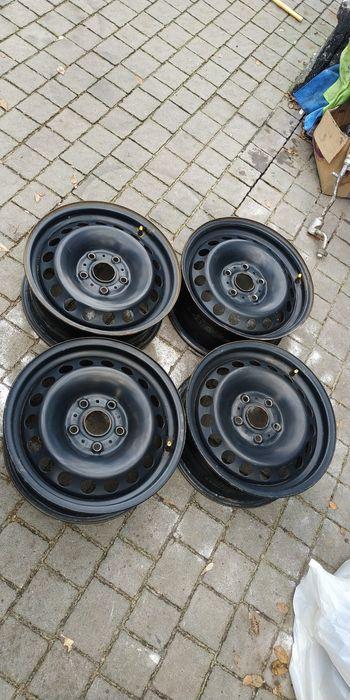 Продам диски vw 5x112 r15 et43 Запорожье - изображение 1