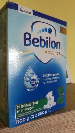 Bebilon 2 pół opakowania