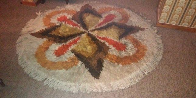 Carpete redonda 160