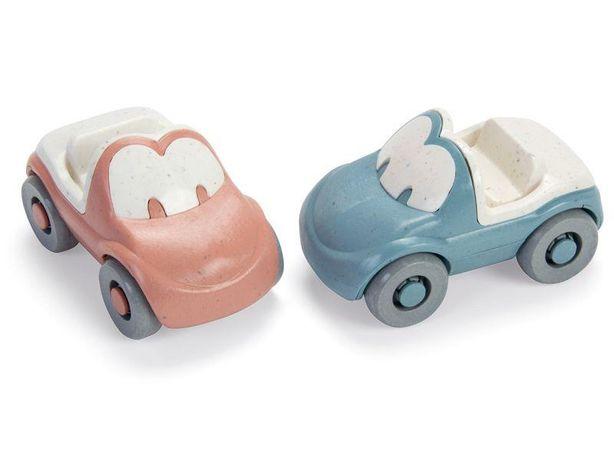TINY zestaw 2 szt autka zabawa FunCars eco 6m+