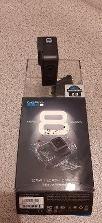 Kamera GoPro HERO 8 BLACK 21miesiac GW