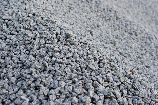 Kamień ogrodowy dekoracyjny GRANITOWY granit 11-16mm