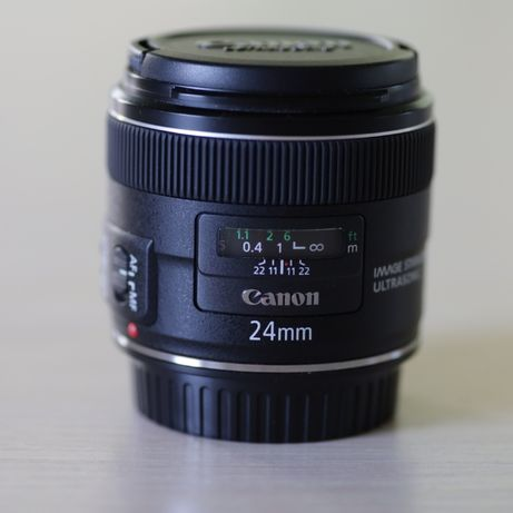Объектив Canon EF 24 f2.8 IS USM