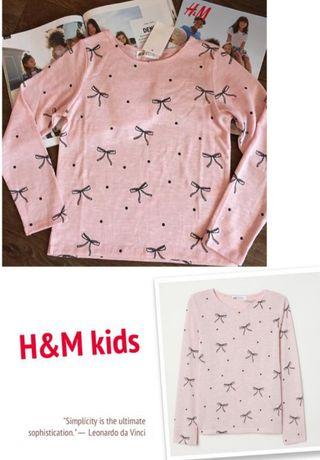 H&M кофта на девочку