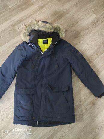 Куртка зимняя Next подростковая 10-12 лет.