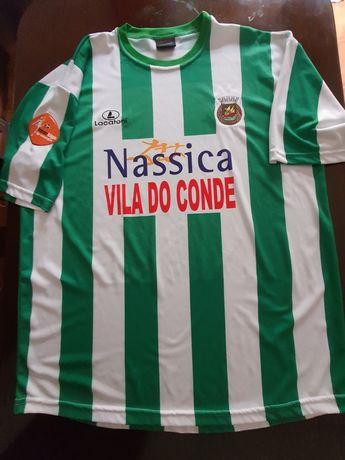 Rio Ave Camisola Original de Jogo.