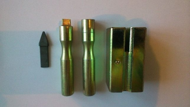 Zakuwak do linki celnej 6 i 8mm kompletny i inne zakuwaki
