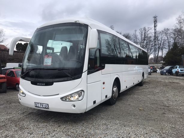 Scania k310 irizar 60 osób setra Man mercedes autokar autobus