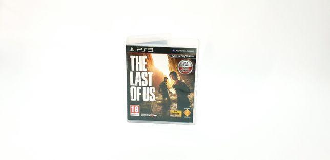 The last of us - Gry na PS3 Polska wersja