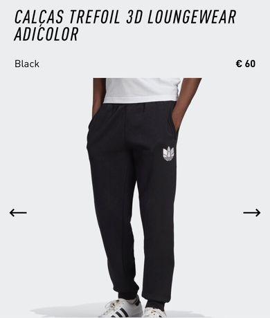 Calças Adidas homem novas