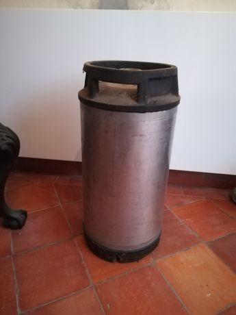 Barril 30 litros slim engate s