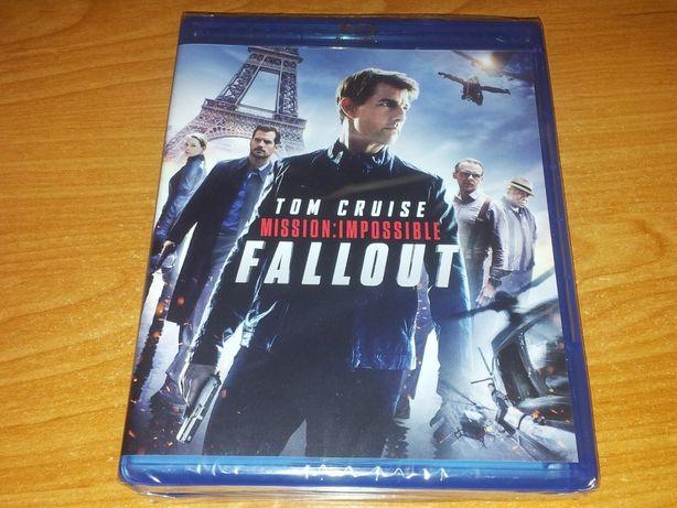 Mission Impossible: Fallout - blu-ray - PL - Radzymin koło Warszawy