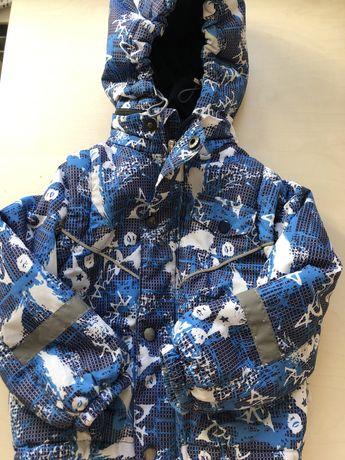 Куртка деми модный карапуз, 86 размер,трансформерchicco демисезон