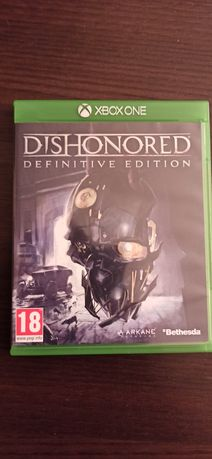 Dishonored Definitive Edition Xbox One/Xbox Series X