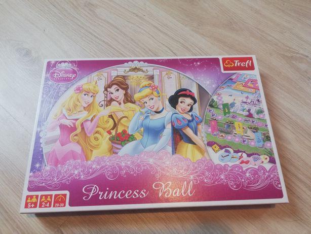 Gra Ksiezniczki Princess Ball 5+