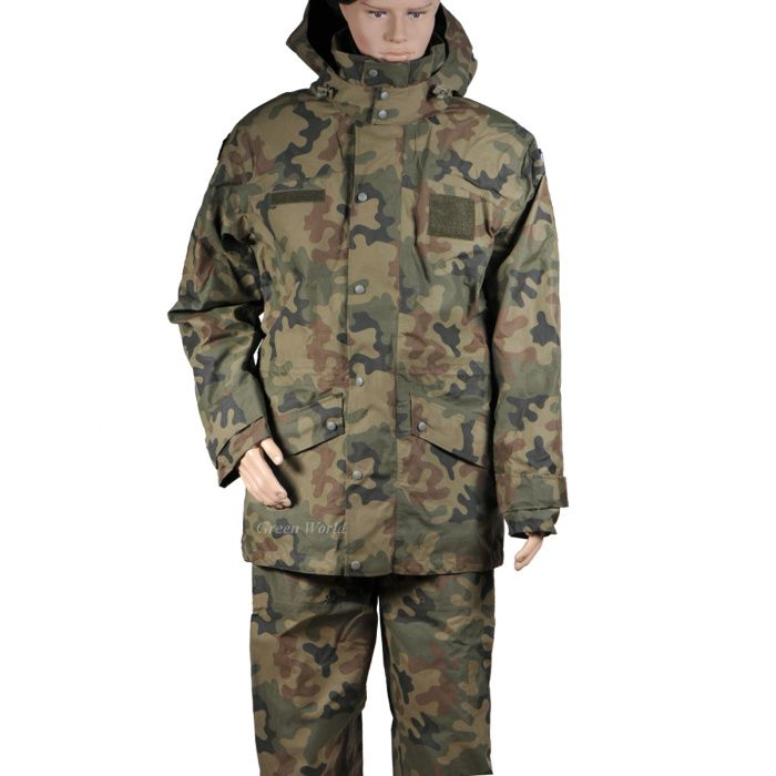 Ubranie ochronne goretex wzór 128/MON Mundur wojskowy Zielona Góra - image 1