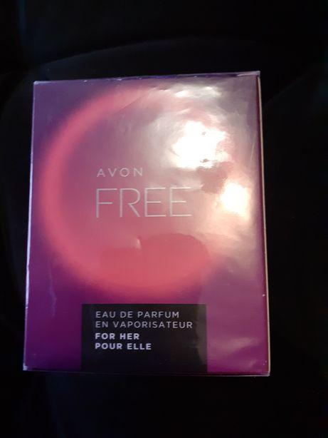 Avon Free 50ml nowe oryginalnie zafoliowane