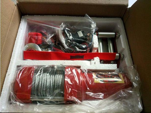 Лебедка Dragon Winch 3500 ST 12В DWM 1588кг- 3176кг электрическая DWH