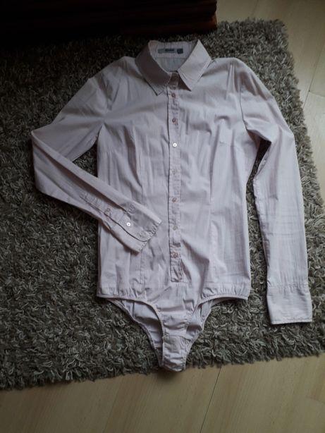 Body koszula stradivarius S/ M tanio