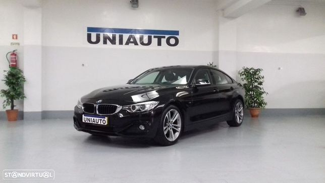 BMW 418 Gran Coupé Line Sport