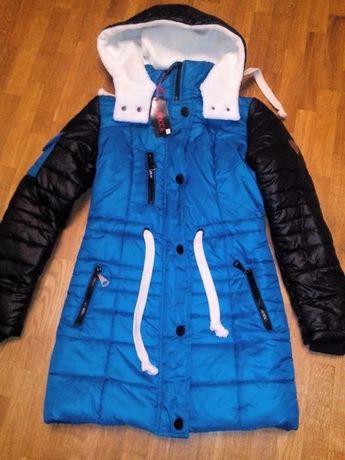 Новая зимняя куртка/ пуховик